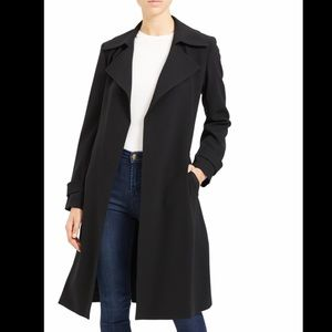 Theory Long trench Coat COMING SOON!